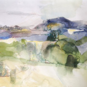 Marriage Park, evening by Vivienne Haig