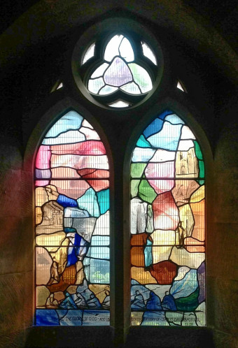St. Andrew's Scottish Episcopal Church Kelso by Vivienne Haig