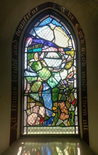 St.Andrew's Scottish Episcopal Church Innerleithen by Vivienne Haig
