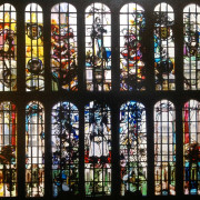 The Newman Window, Oriel Collage, University of Oxford