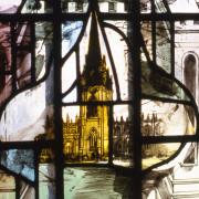 detail. The Newman Window by Vivienne Haig