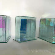 Energy Tanks 1, 2 & 3 by Vivienne Haig
